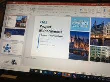 Projectmanagement 2020-2021